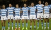Victorious Pumas hunting Wales in world rankings