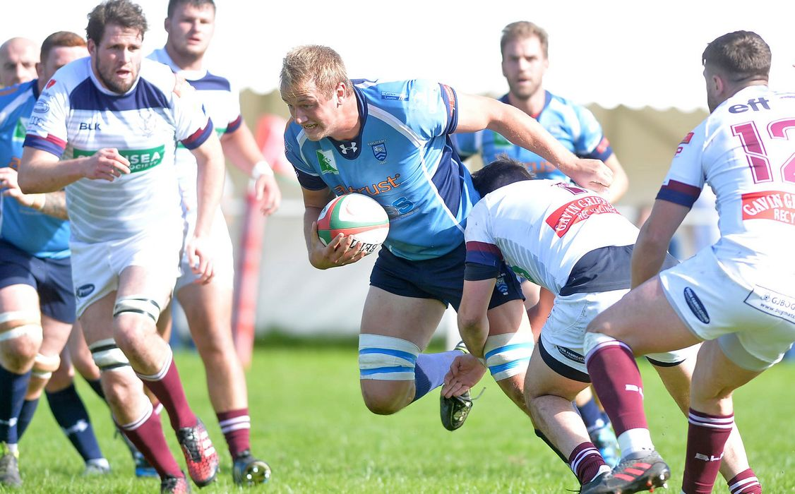 Slideshow: Bargoed v Swansea