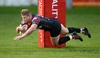 Scarlets and Exiles on top form in B&I Cup