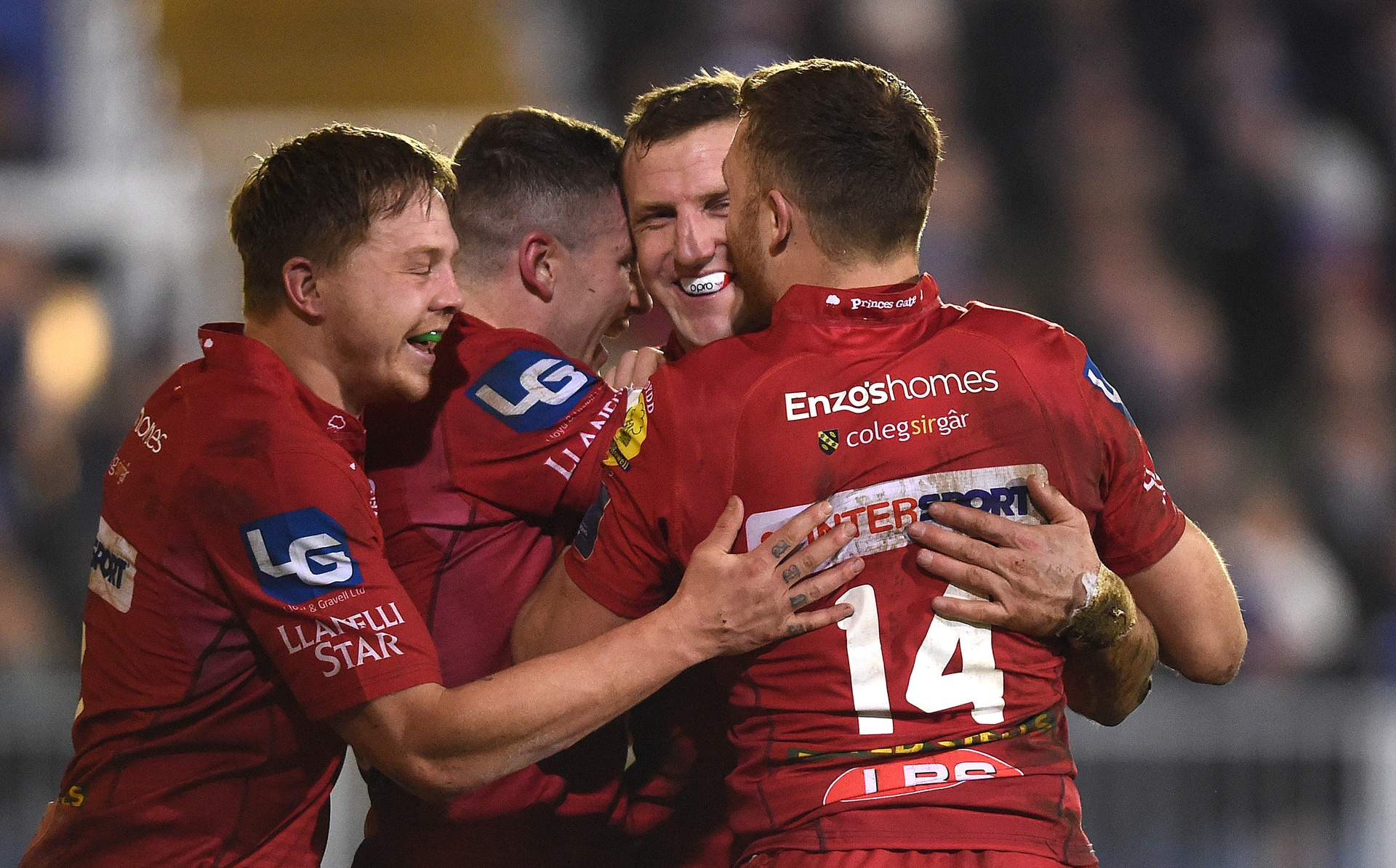 PREVIEW: Scarlets primed for Toulon challenge