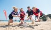 Lions heroes inspire kids to give rugby a go at Broad Haven South
