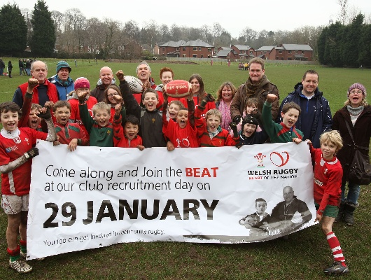 Cardiff Quins showcase clubs enthusiasm