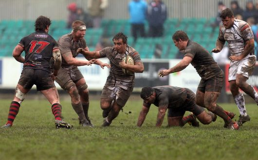 Belcher hat-trick sends Ponty on their way