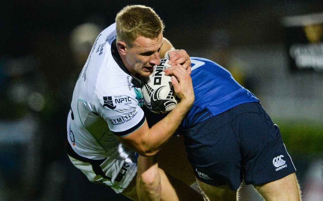 REPORT: Ospreys unbeaten record ended by Leinster