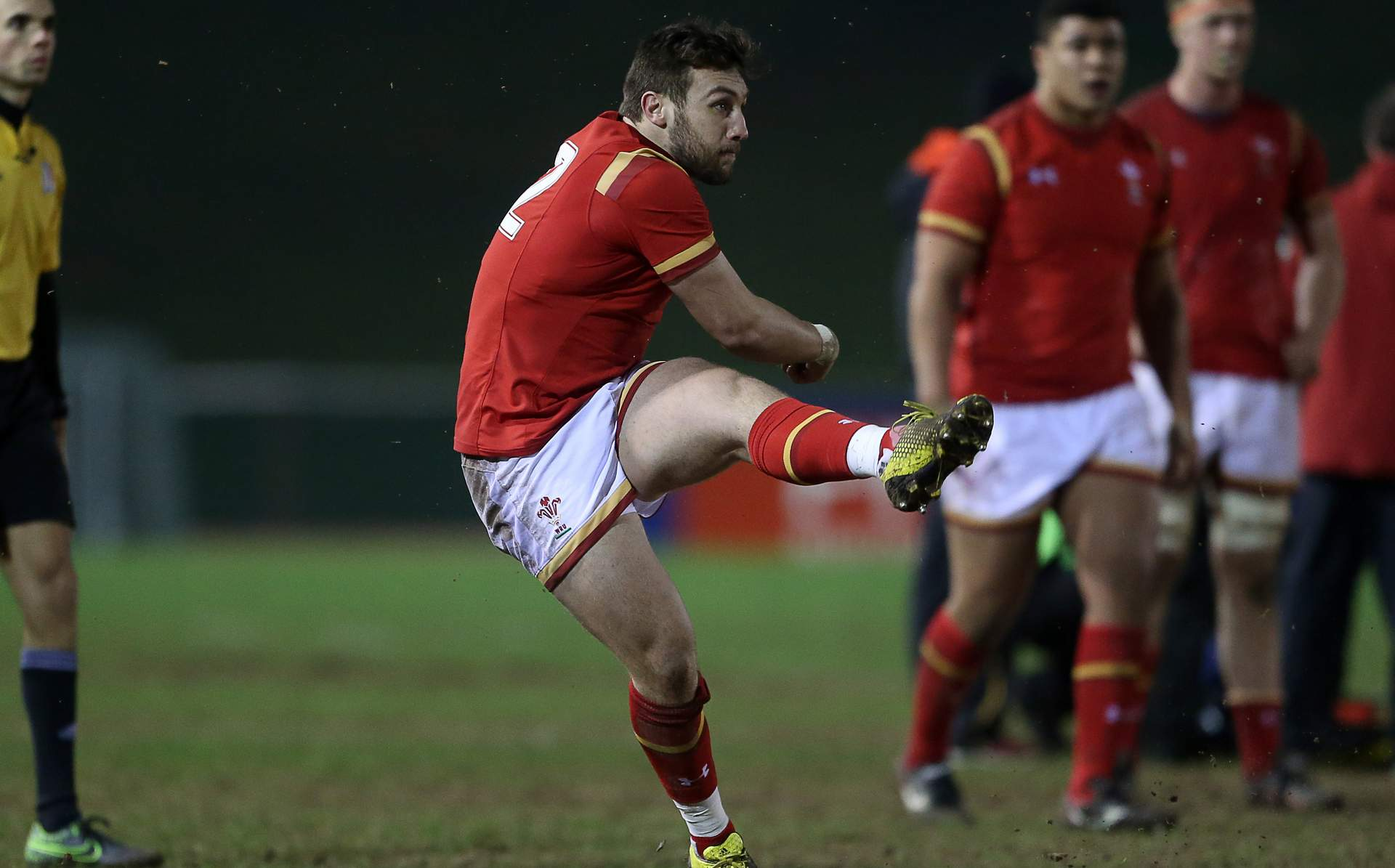 REPORT: McBryde is Welsh hero at the death