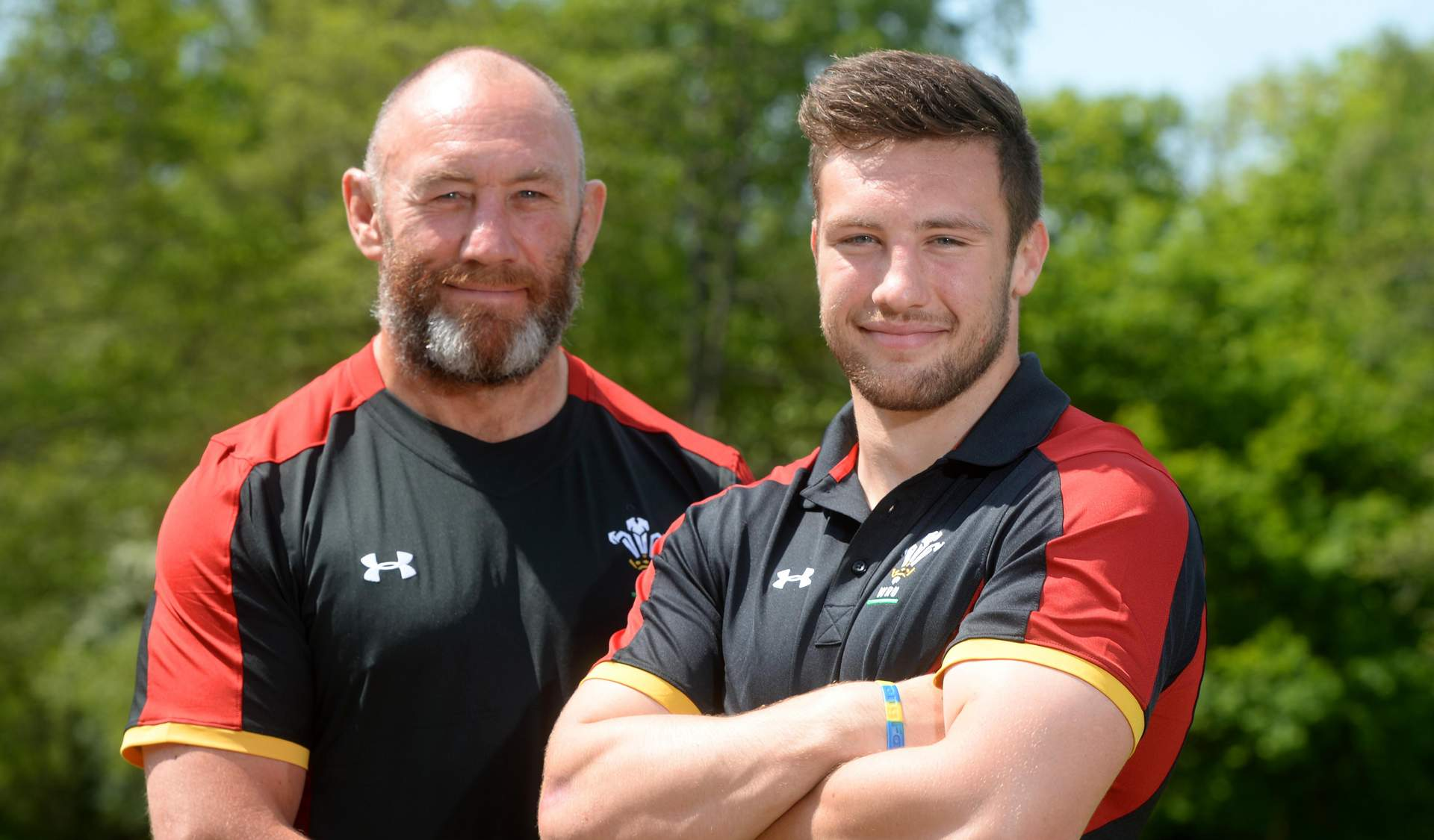 McBrydes set to lock horns in Colwyn Bay