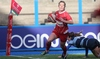 Scarlets Ladies cruise to victory