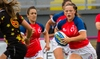 Wales Women sixth at Malemort Sevens