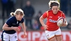 Wales Women make late change