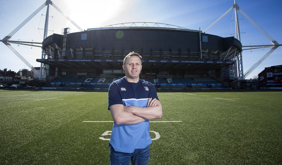 Strange to join Cardiff Blues
