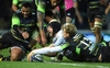 REPORT: Evans inspires unstoppable Ospreys