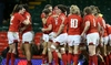 Twenty uncapped players in Wales Women squad