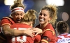 Wales Women end autumn undefeated with victory against Armed Forces
