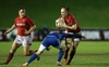 Wales Women unable to deny French Grand Slam