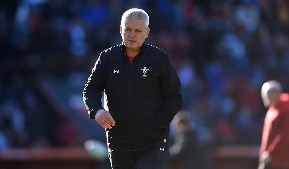 Gatland on autumn selection