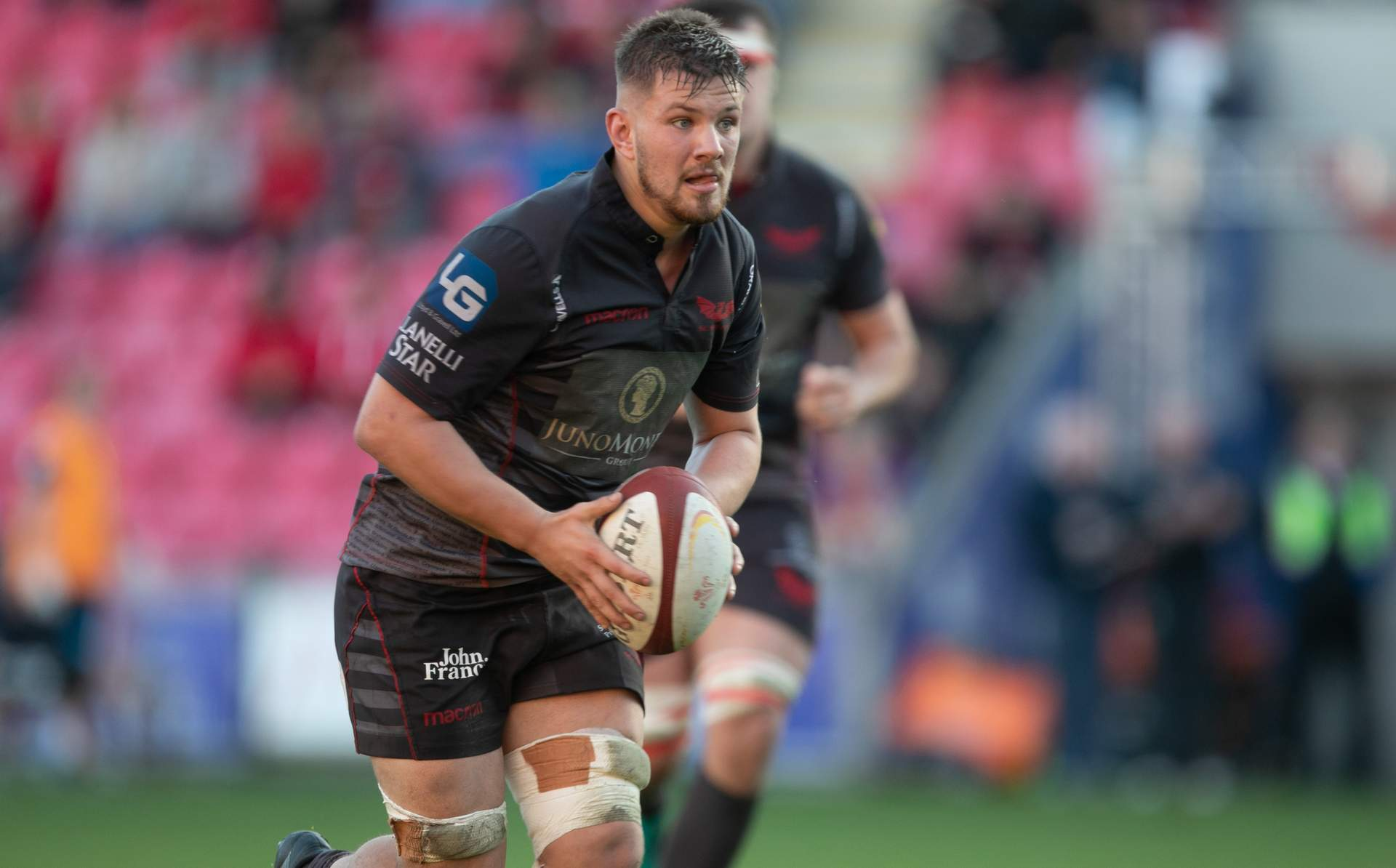 REPORT: Scarlets A fall short in Celtic Cup final