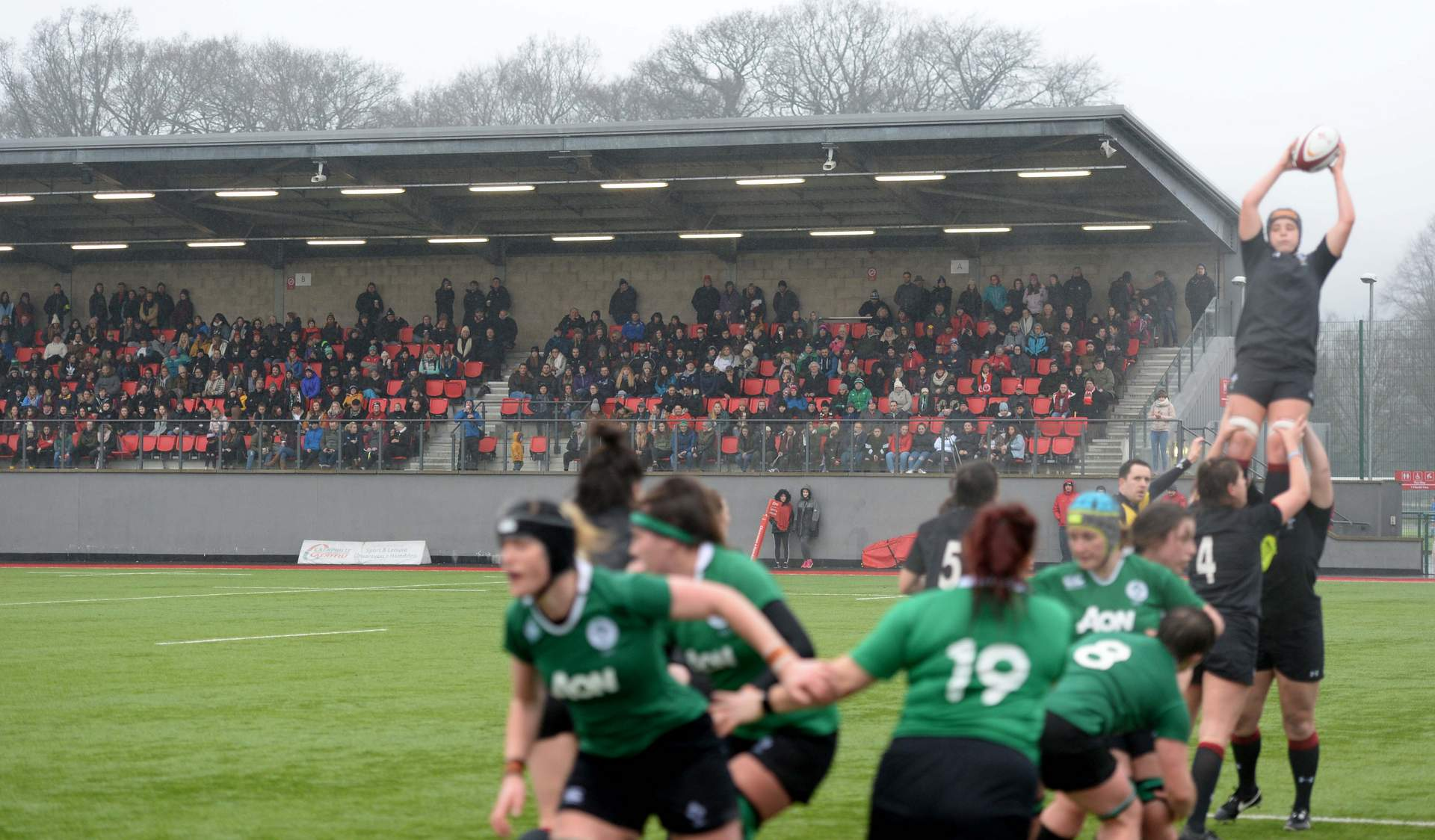 Ireland edge Wales in Women's Six Nations warm-up