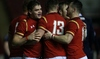 Wales U20s set for Montauban