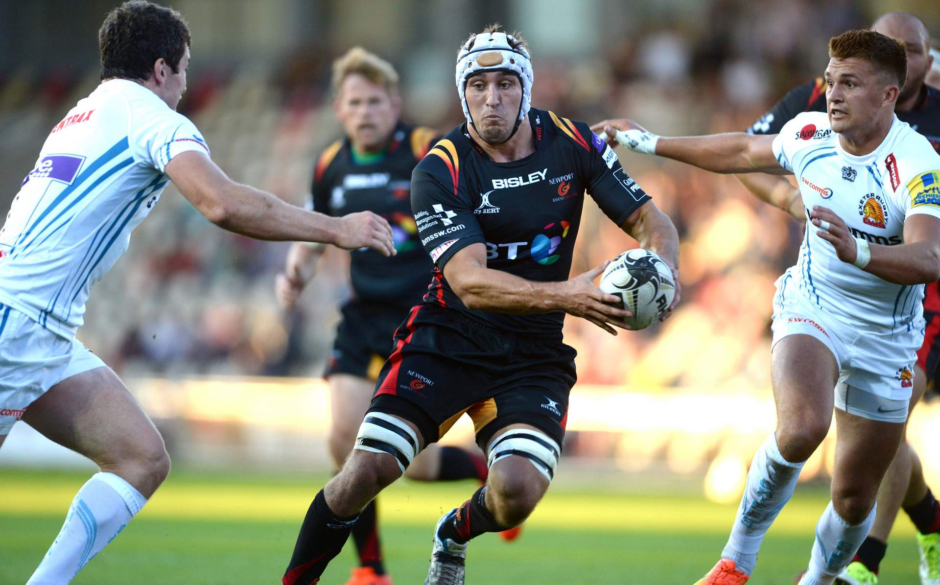 Dragons edged out by powerful Chiefs