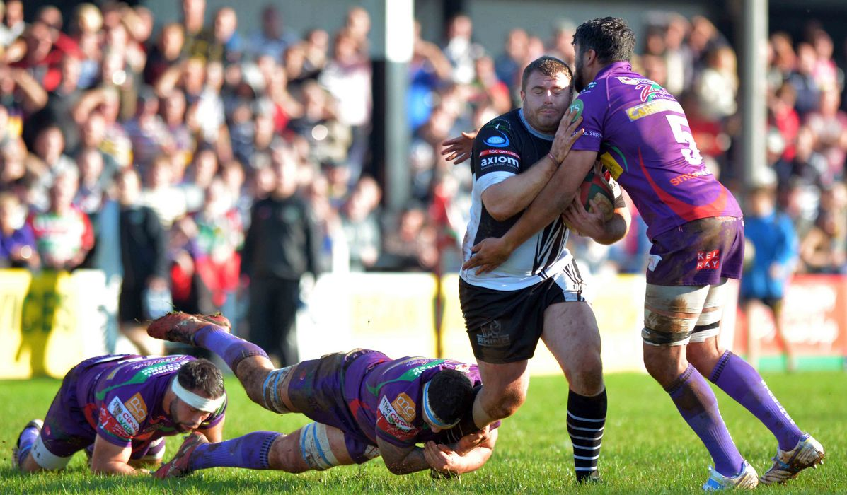 PREVIEW: Ponty face league conquerers Ebbw Vale