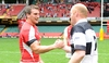 Williams lauds 'best ever' Warburton