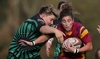 Jess and Beth go on try rout for Caernarfon
