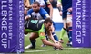 Blues begin campaign with bonus point bang