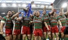 Llandovery lift the Cup for first time since 2007