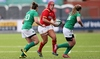 Wales Women make nine changes for Donnybrook