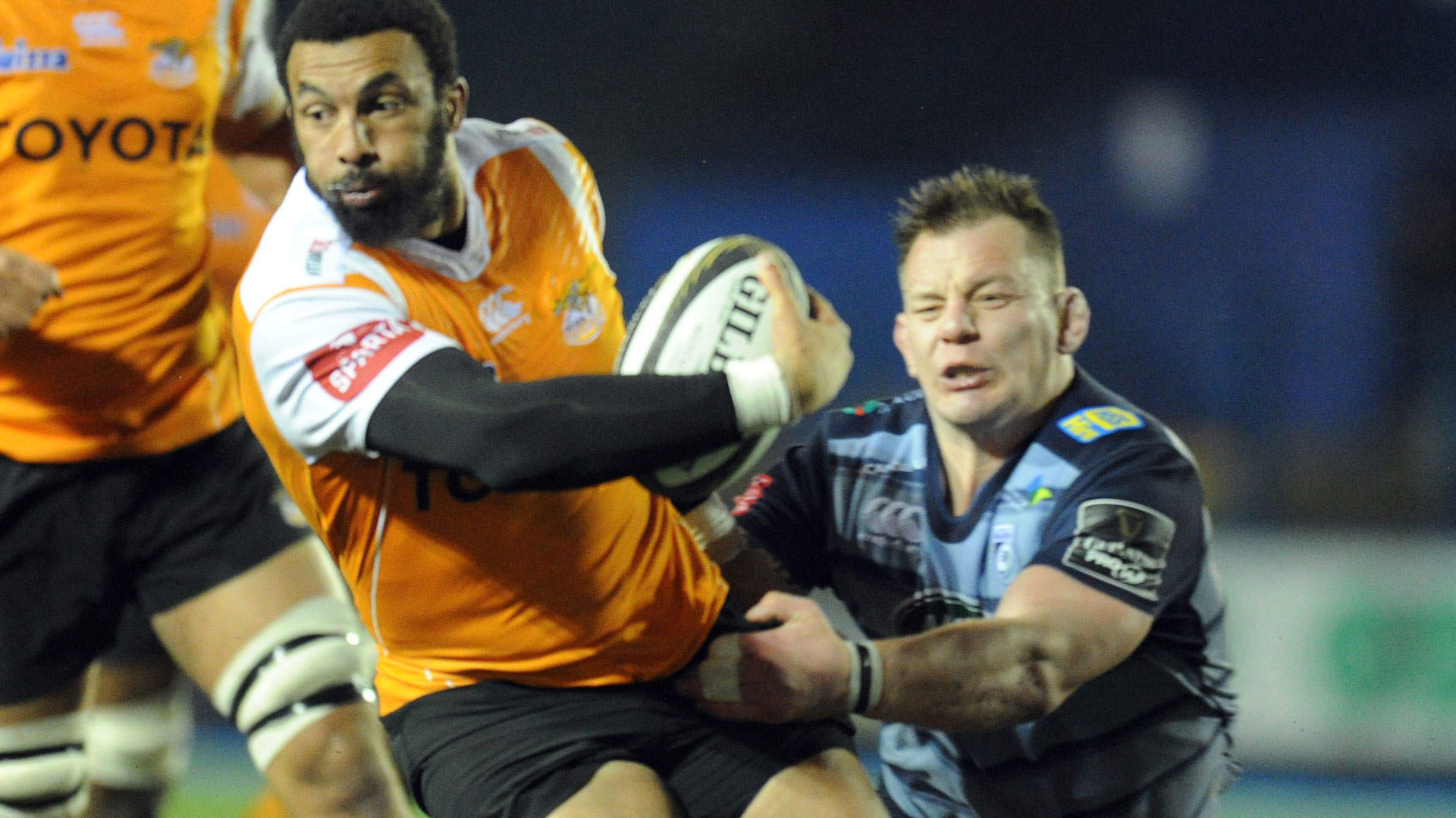 Scarlets sign South African Cassiem