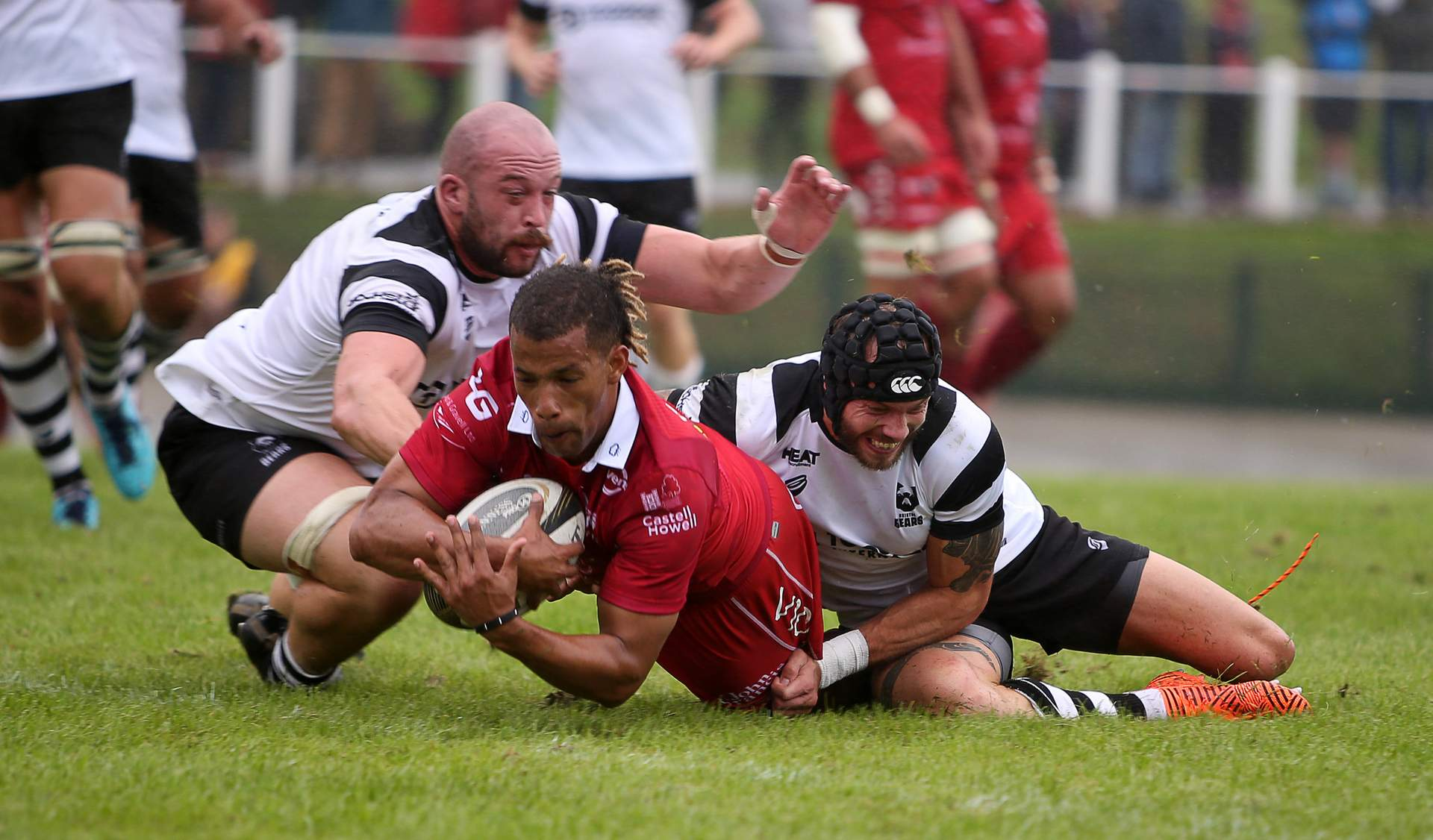 REPORT: Scarlets come from behind to beat Bristol