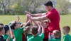 Meet Alex Cuthbert and Dragons players at Summer Camps