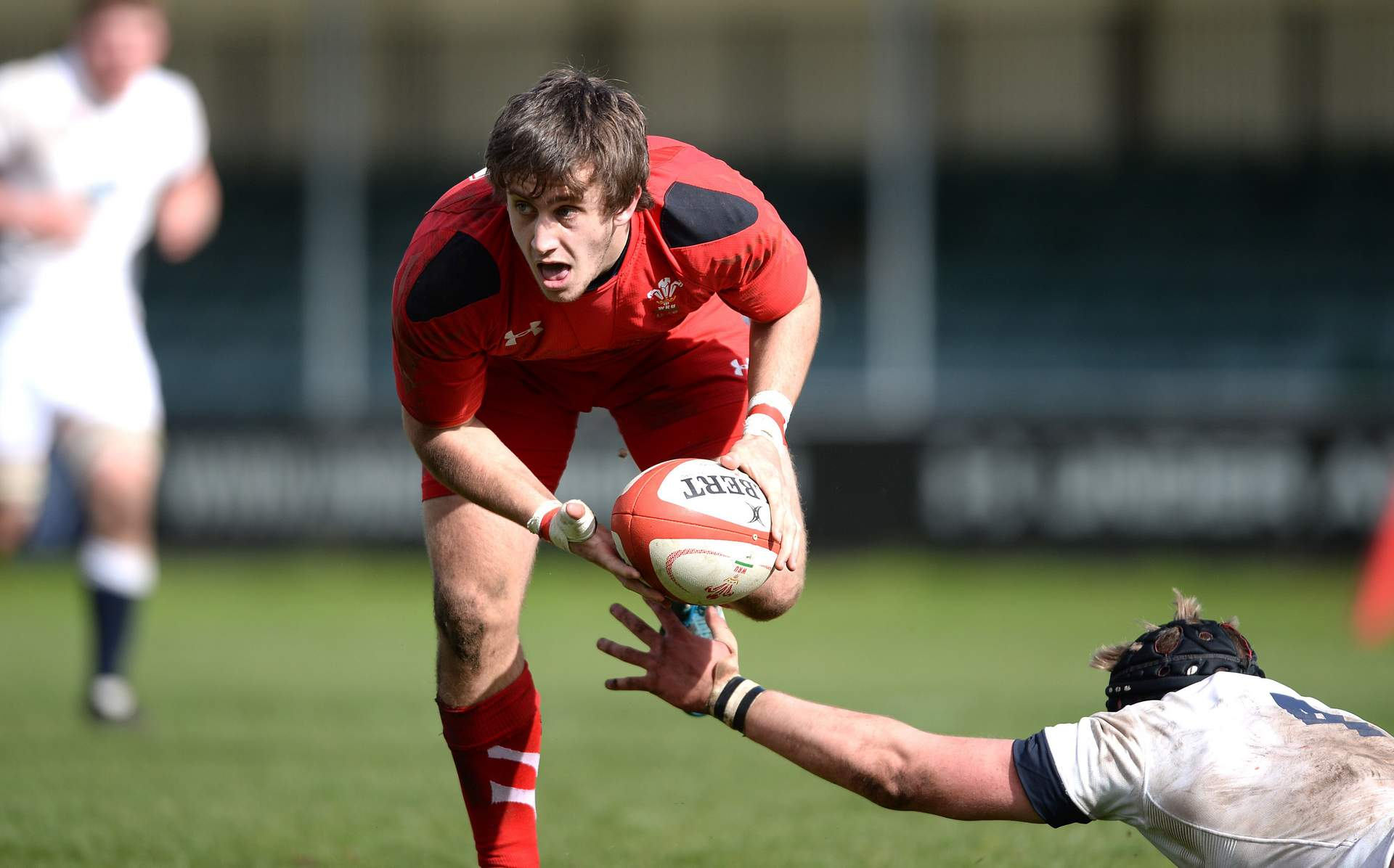 Harsh lesson for Wales Under 18