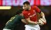 Lions trio return for Wales