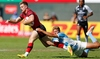 Dubai delight for Wales Sevens