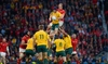 Wallabies lose Mumm for Wales Test in Under Armour Series