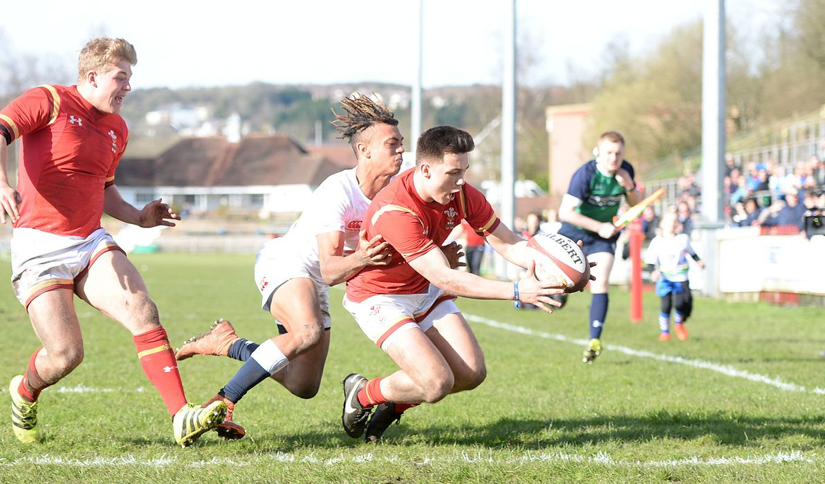 Wales U18 fall short of a South African 'Triple Crown'