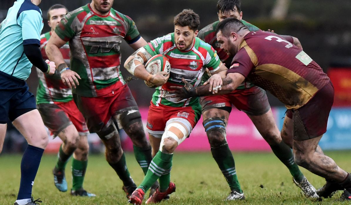 WRU CUP: Bridgend and Ebbw Vale try again