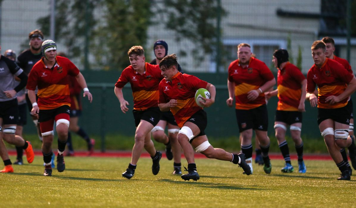 RAG U18: Dragons flying high as Scarlets feel the heat ...