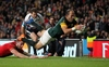 Du Preez delivers Wales' knockout blow