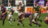 Newport and Merthyr chase cup glory