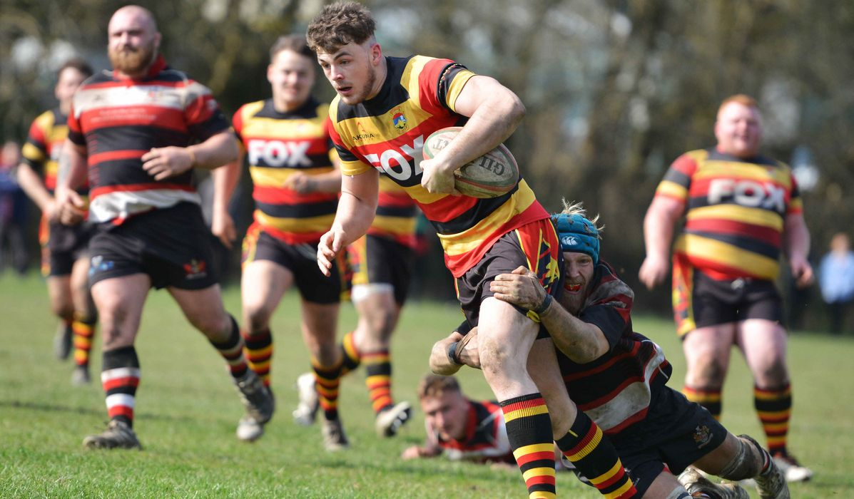 Brynmawr and Nant Conwy eyeing up league and cup double