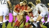 Wales Women push England all the way