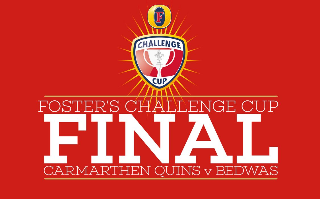 PODCAST: Foster's Challenge Cup final