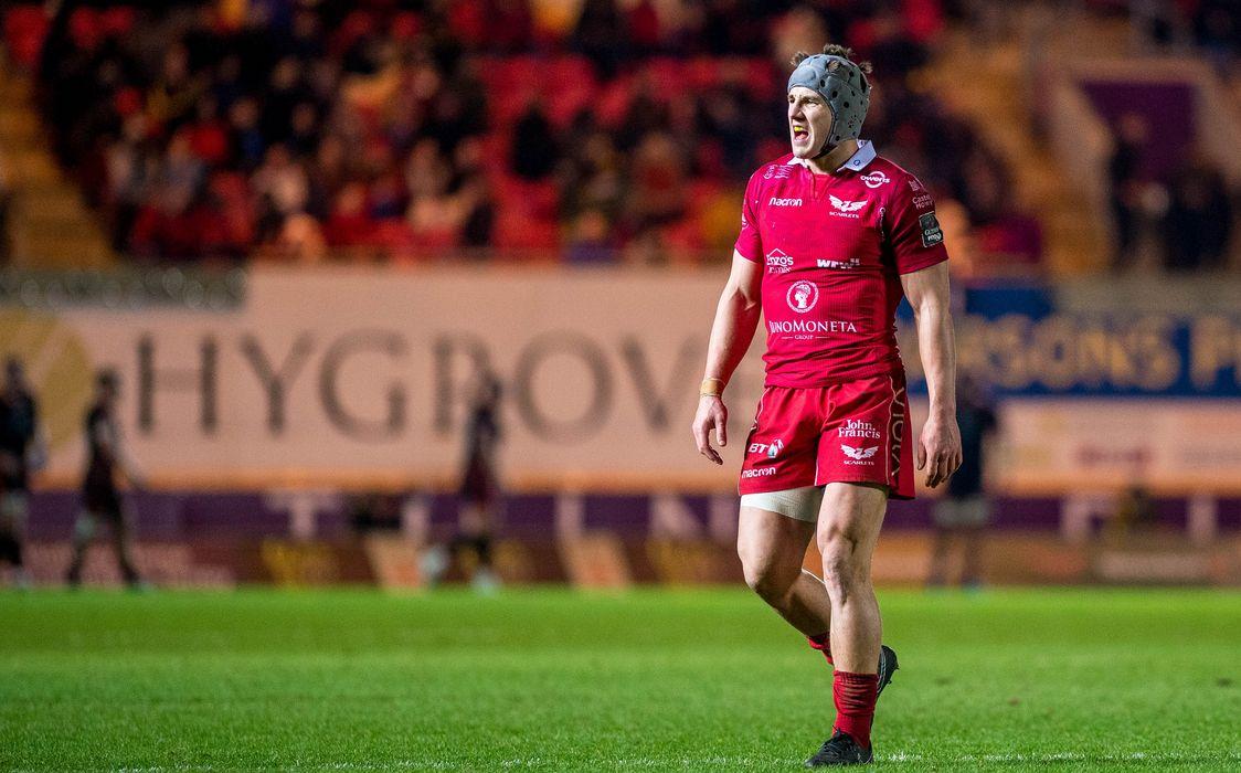 PREVIEW: Davies to lead Scarlets into Paris cauldron
