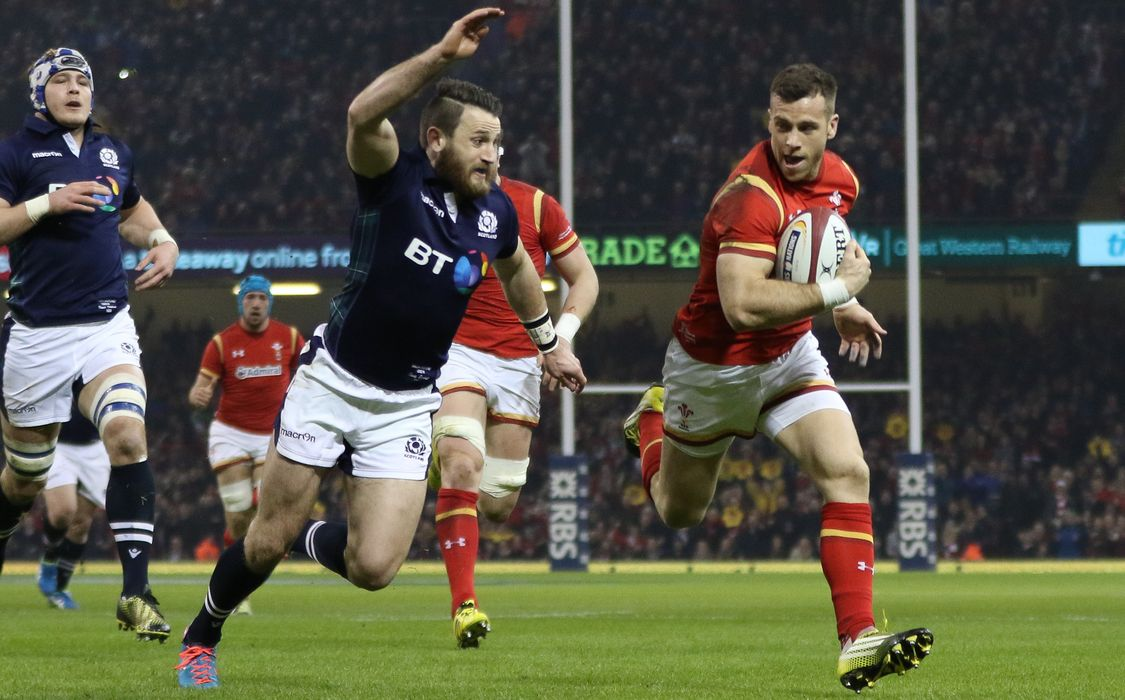 Davies and North in line for top RBS 6 Nations award