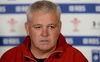 Gatland discusses team selection