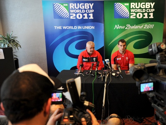 Gatland and Warburton