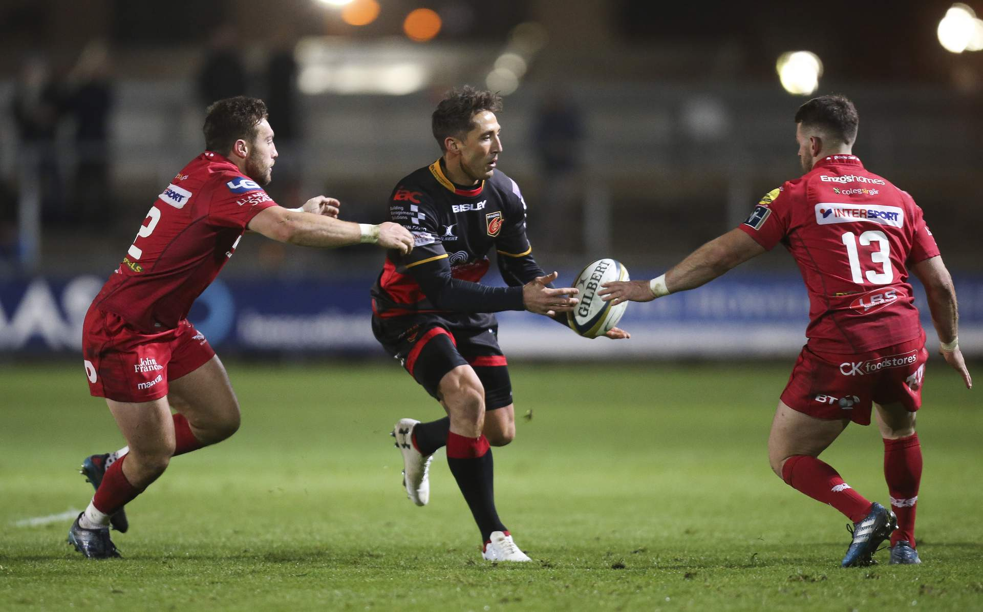 REPORT: Dragons edge Scarlets in Anglo Welsh Cup