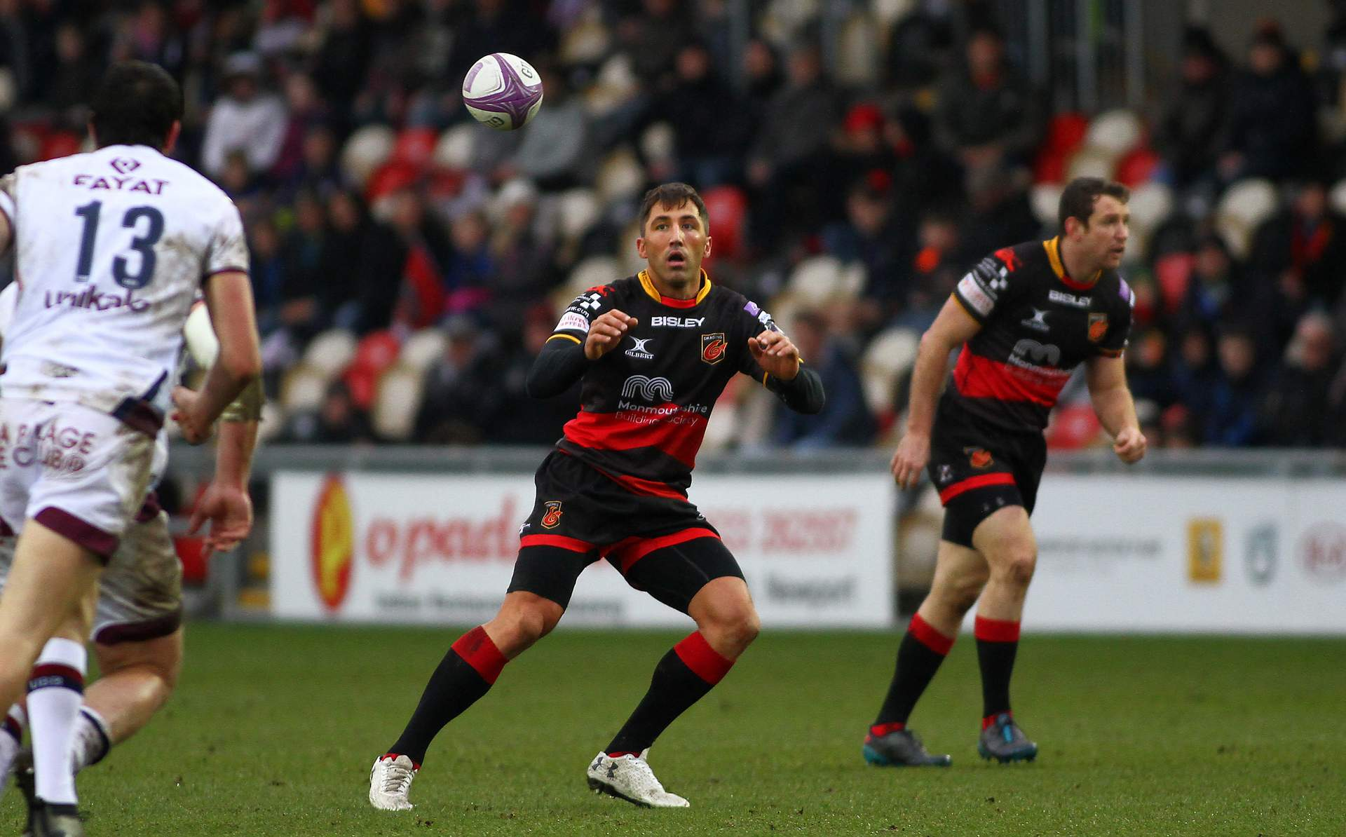 REPORT: Dragons claim stunning bonus point win